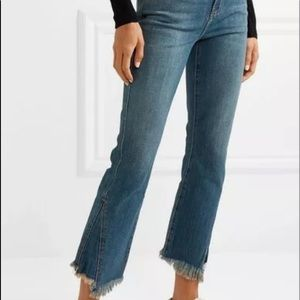 CURRENT ELLIOTT sz 23 Fan Kick StretchJean $248NEW